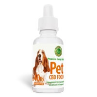 Diamond CBD oil for dogs medium