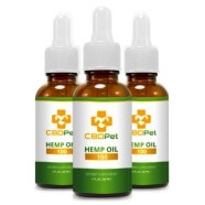 CBDPet Organic CBD oil for dogs