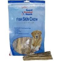 sitstay FISH SKIN CHEWS - DOG TREATS