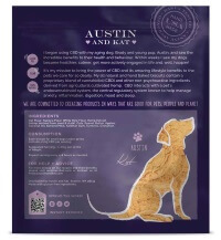 Austin & Kat CBD for Dogs 600mg Review & Coupon